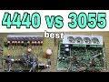 audio amplifier 4440 ic vs 3055 transistor in hindi