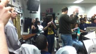 saphir rocks the little flute{israeli and sci-tech band}