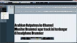 Cara Pakai Sequencer Backing Track dengan metronome