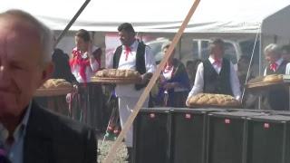 Dożynki Województwa Mazowieckiego i Diecezji Płockiej - Sierpc 2018