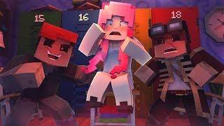 Her SEVEN Evil Exes ?! | Minecraft Spies