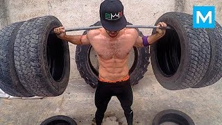 Next Level Monster Workouts - Chuy Almada | Muscle Madness