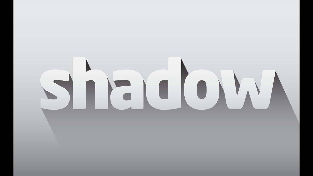 shadowed letters shadowed letters Gidiyeredformapoliticaco