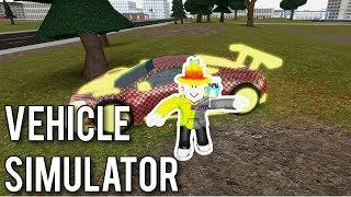 DER BESTE SUPERSPORTWAGEN IM SPIEL? Roblox Fahrzeug Simulator #1