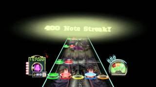 Help Hell-Side (MM! OP) 100% FC - Guitar Hero 3 Custom Song
