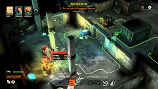 Shadowrun Chronicles - Boston Lockdown: Co-Op Missions 1 through 3
