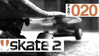 Noch mehr Flair - Lets Play Skate 2 #020 [HD/Deutsch]
