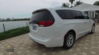 2017 Chrysler Pacifica 1st. look in Miami