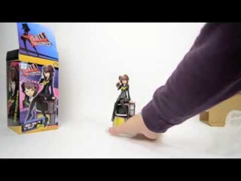 Persona4 the Golden Animation Chie Satonaka Figure P4 Premium SEGA Anime JAPAN