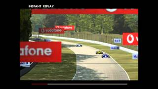 F1 Challenge: 2001 German Grand Prix Highlights
