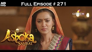 Chakravartin Ashoka Samrat - 8th February 2016 - चक्रवतीन अशोक सम्राट - Full Episode(HD)