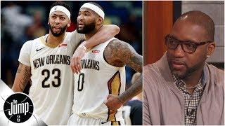 Will Pelicans regret giving up on DeMarcus Cousins-Anthony Davis duo? | The Jump