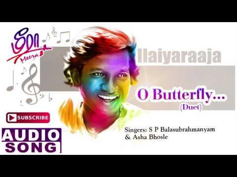 O Butterfly Full Song | Meera Tamil Movie Songs | Vikram | Aishwarya | Ilayaraja | Music Master