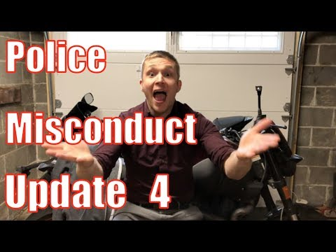 Police Misconduct  Update 4: Final Results and aftermath