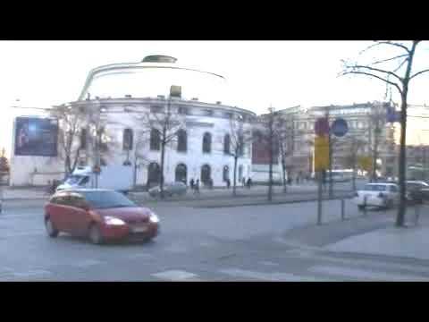 Helsinki downtown