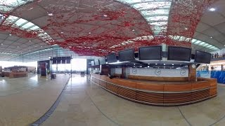 Flughafen BER im 360°-Video