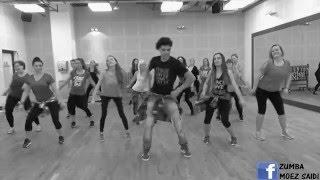 Pitbull feat Fuego - Mami Mami | Zumba Fitness choreography by Moez Saidi