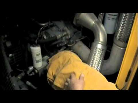 916 Compressor Cold Start Using Herman Nelson