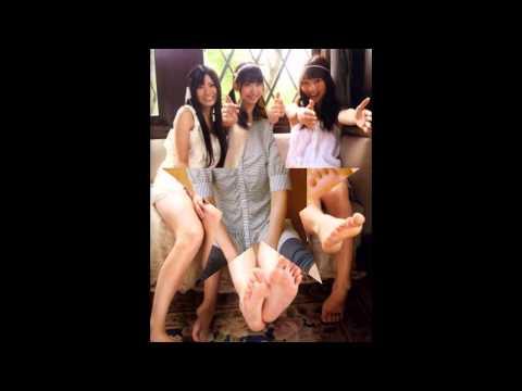 女性芸能人脚フェチ画像集(AKB、綾瀬はるかなど)