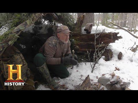 Alone: Meet Alex and Logan (Season 4)   History