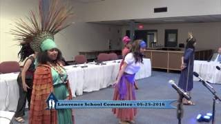 Lawrence School Committee - May 25, 2016