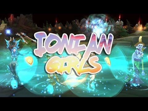 Instalok - Ionian Gurls (Katy Perry - California Gurls ft. Snoop Dogg PARODY)