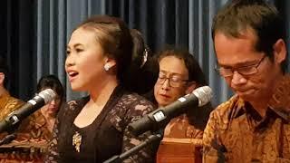 Gamelan ensemble Widosari: onang-onang pelog 6