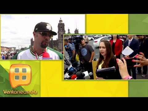 Esteban Loaiza y su estatus legal | Ventaneando