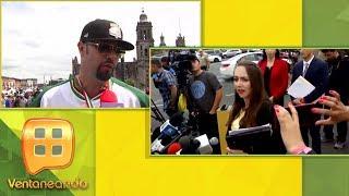 Esteban Loaiza y su estatus legal | Ventaneando