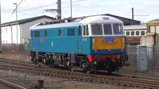 Busy Morning At Carnforth, Sat. 2nd February 2019