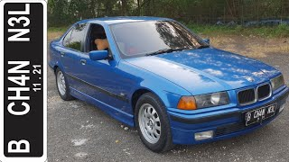 In Depth Tour BMW 318i [E36] (1995) - Indonesia