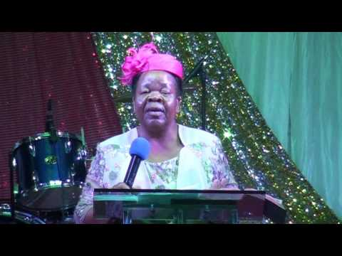 AFM Harare West Ladies Conference 2017 - Evangelist Chiweshe Part 1 (Down But Not Out!)