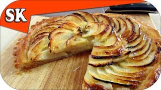 French Apple Tart Recipe - Easy As  ̶p̶i̶e̶ ̶ Tart