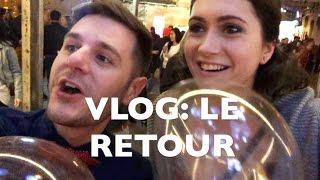 Vlog: Le retour à Montréal