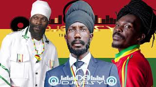Capleton,Sizzla & Anthony B Reggae Unity Mix (Three The Reggae Way) Mix by Djeasy