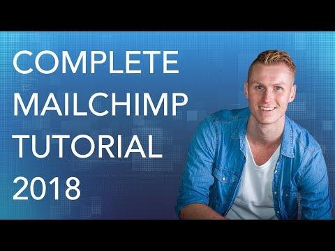 Complete Mailchimp Tutorial 2017