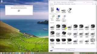 HP Officejet Pro 8620 Software & Network Installation