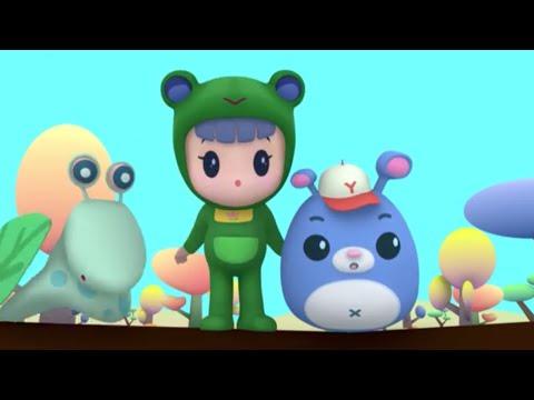 Руби и Йо-Йо - Сборник мультфильмов для малышей -  Серии с 11-й по 20-ю!