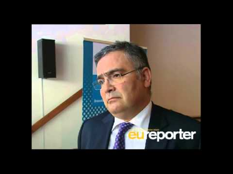 S. E. Fuad ISGANDAROV Ambassador of Azerbaijan,on Europe's Energy and Foreign policy after TAP