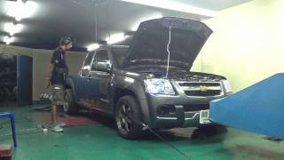 CHEVROLET 2500 Turbo STD On Dyno Tuning F-CON iD BY.T-Speed .01