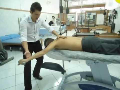Ombro Discinesia Escapular (Série Blackburn) Clínica de Fisioterapia Dr. Robson Sitta (11)2528.4661