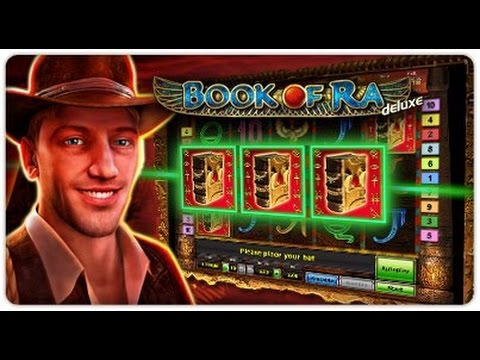 Book of Ra Deluxe - iOS / Android - Gameplay Trailer