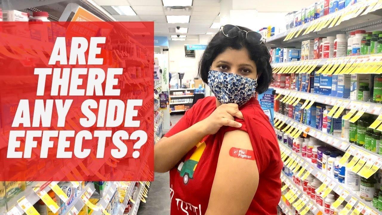 I got the vaccine | Truth about the side effects| Albeli Ritu