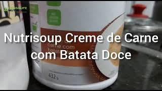 Sopa Herbalife Novo Sabor