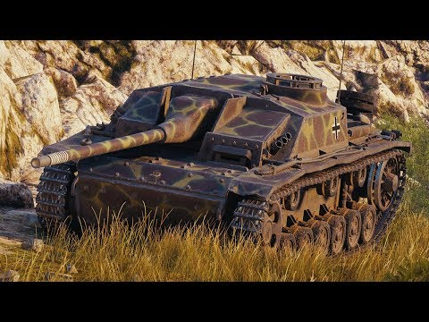 World of Tanks StuG III Ausf. G - 9 Kills 3,1K Damage thumbnail
