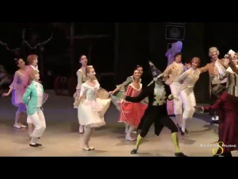 Nutcracker - National Opera and Ballet Sofia