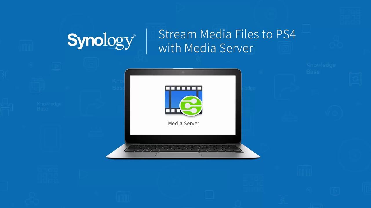 Synology Media Server