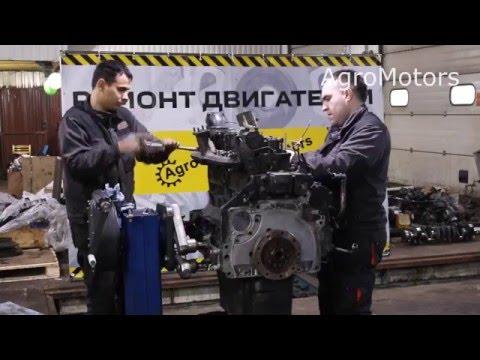 Ремонт двигателя Deutz 1013 | Запчасти для BF6M1013