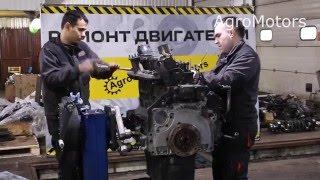 Ремонт двигателя Deutz 1013   Запчасти для BF6M1013
