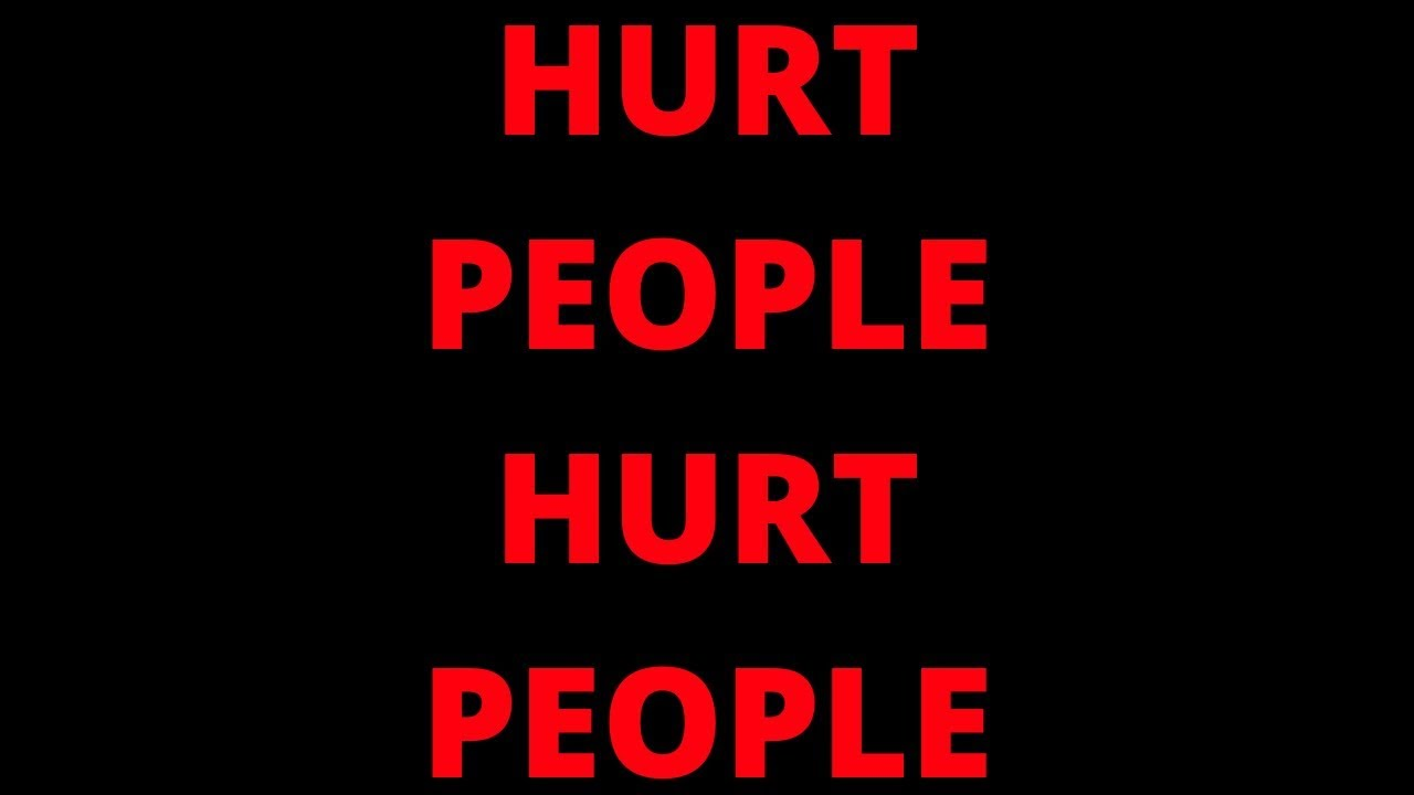 |Honesty Check|Hurt People Hurt People